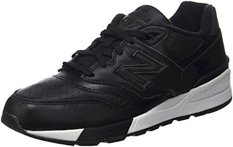 New Balance 597 Leather Men's Running Classics Shoes Image