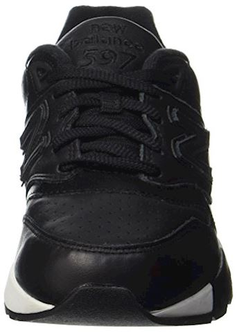 New Balance 597 Leather Men's Running Classics Shoes Image 4