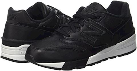 New Balance 597 Leather Men's Running Classics Shoes Image 5