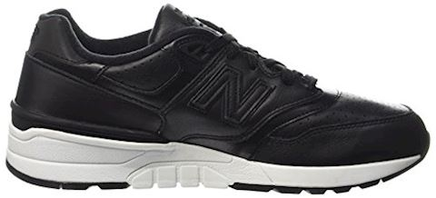 New Balance 597 Leather Men's Running Classics Shoes Image 6