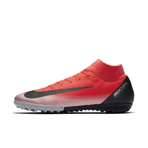 Nike CR7 SuperflyX 6 Academy Artificial-Turf Football Boot - Red Image