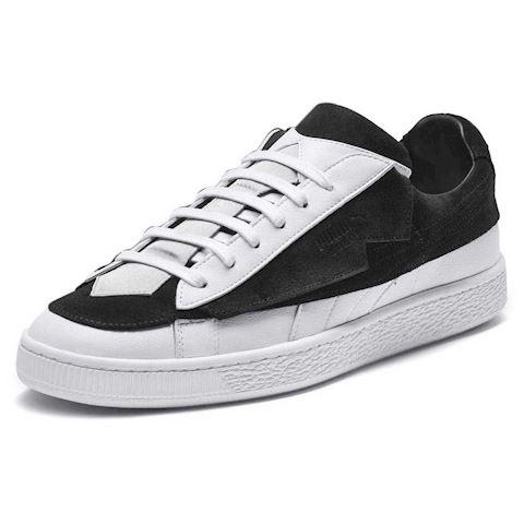 038503e646 Puma Suede Classic x Karl Lagerfeld 2 Puma White/ Puma Black Image