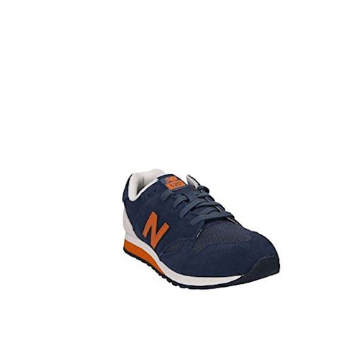 New Balance  KA520  girls's Shoes (Trainers) in Blue Image 2