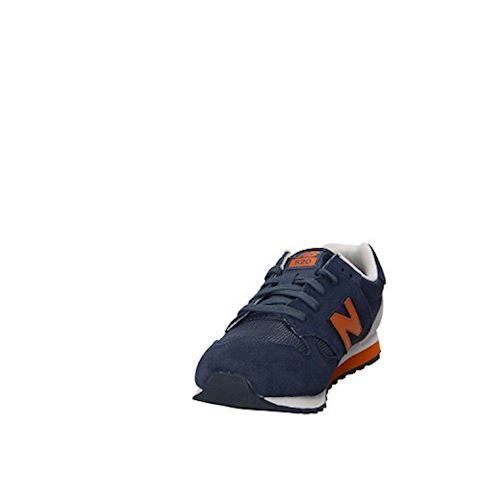 New Balance  KA520  girls's Shoes (Trainers) in Blue Image 3