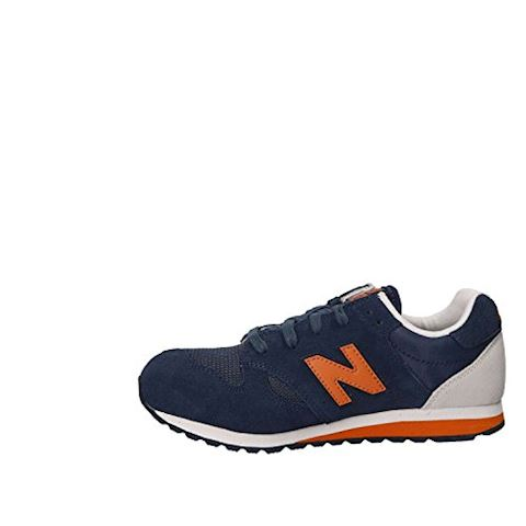 New Balance  KA520  girls's Shoes (Trainers) in Blue Image 4