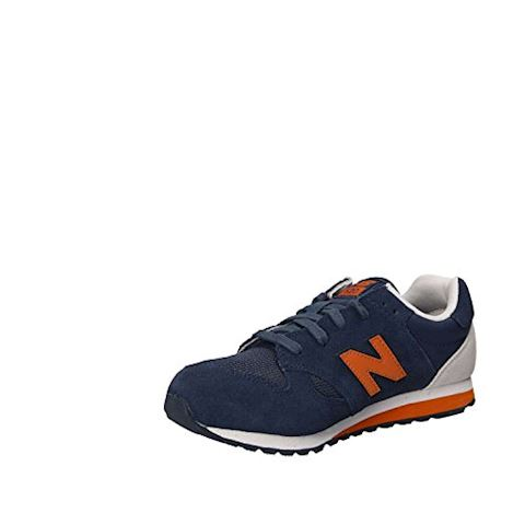 New Balance  KA520  girls's Shoes (Trainers) in Blue Image 8