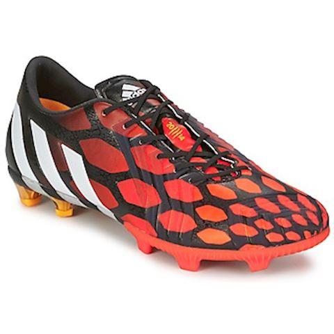 adidas  PREDATOR INSTINCT FG  men's Football Boots in red Image