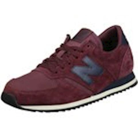 New Balance  U420  women's Shoes (Trainers) in red
