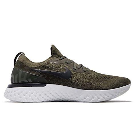 Nike Epic React Flyknit Men's Running Shoe - Khaki Image 2