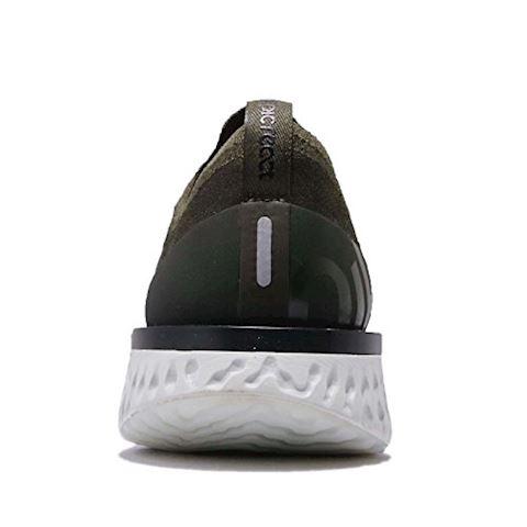Nike Epic React Flyknit Men's Running Shoe - Khaki Image 3