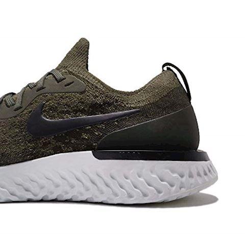 Nike Epic React Flyknit Men's Running Shoe - Khaki Image 6