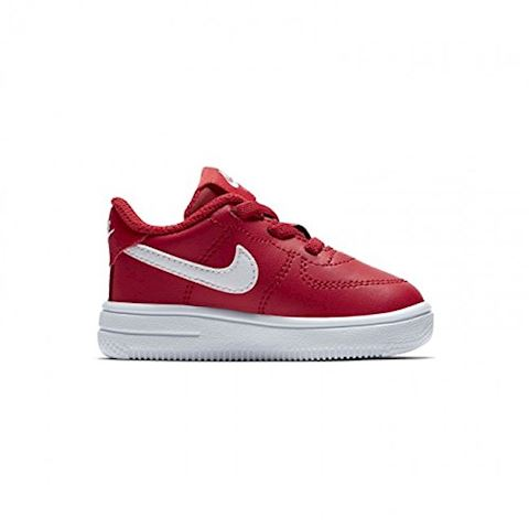 Nike Air Force 1 Toddler Shoe - Red Image 4