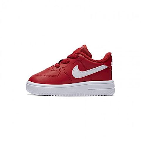 Nike Air Force 1 Toddler Shoe - Red Image 5