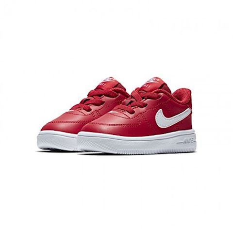 Nike Air Force 1 Toddler Shoe - Red Image 6