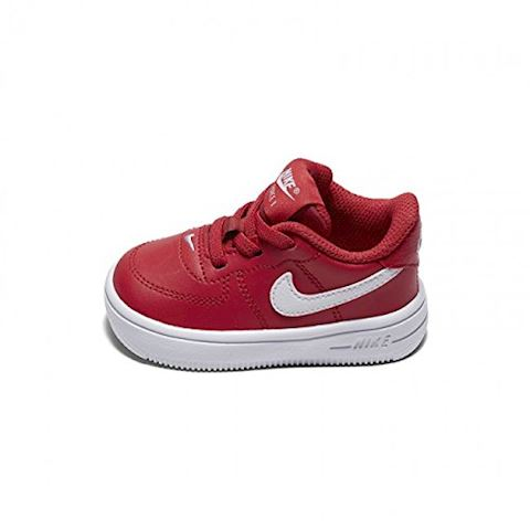 Nike Air Force 1 Toddler Shoe - Red Image 7