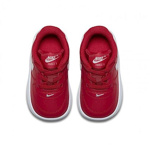 Nike Air Force 1 Toddler Shoe - Red Image 8