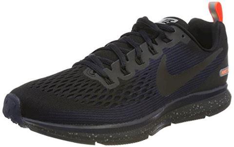 Nike Air Zoom Pegasus 34 Shield Men's Running Shoe - Black Image