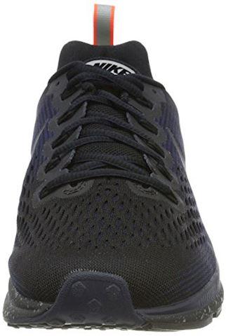 Nike Air Zoom Pegasus 34 Shield Men's Running Shoe - Black Image 11
