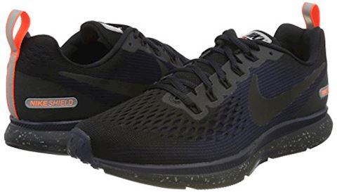Nike Air Zoom Pegasus 34 Shield Men's Running Shoe - Black Image 12
