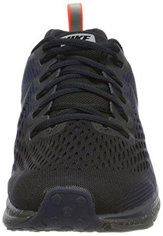 Nike Air Zoom Pegasus 34 Shield Men's Running Shoe - Black Image 4