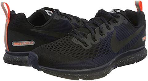 Nike Air Zoom Pegasus 34 Shield Men's Running Shoe - Black Image 5