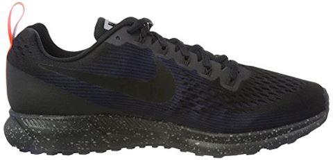 Nike Air Zoom Pegasus 34 Shield Men's Running Shoe - Black Image 6