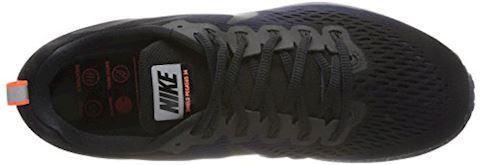 Nike Air Zoom Pegasus 34 Shield Men's Running Shoe - Black Image 7