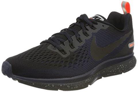 Nike Air Zoom Pegasus 34 Shield Men's Running Shoe - Black Image 8