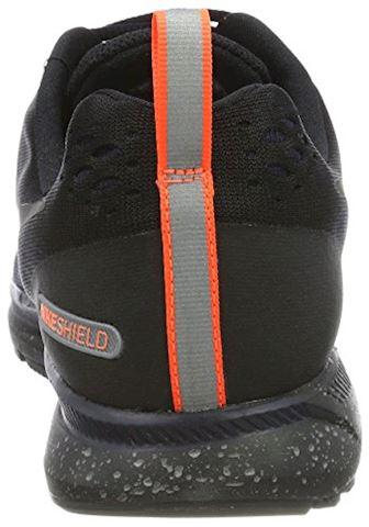 cheap for discount 7e279 6339b Nike Air Zoom Pegasus 34 Shield Men's Running Shoe - Black