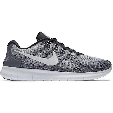 Nike Free RN 2017 Men's Running Shoe - Grey Image