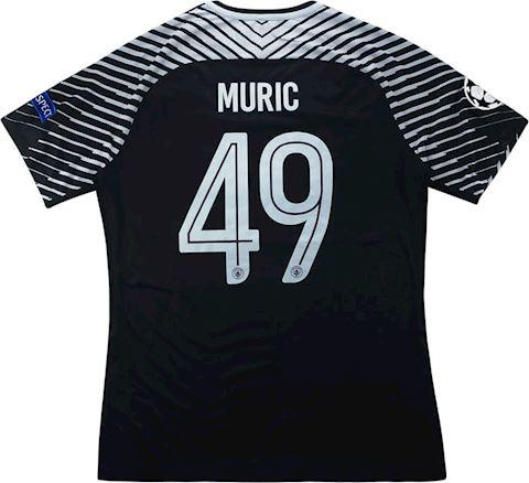 Nike Manchester City Mens SS Goalkeeper Third Shirt 2017/18 Image