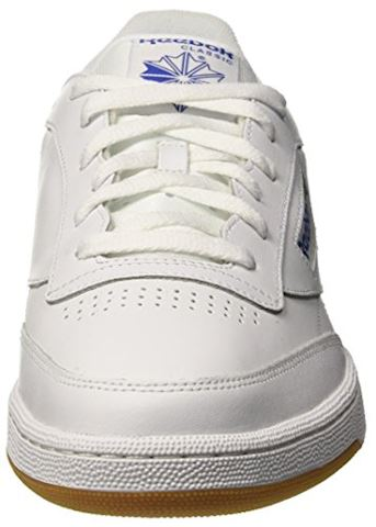 Reebok Classic  CLUB C 85  women's Shoes (Trainers) in white Image 11
