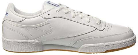 Reebok Classic  CLUB C 85  women's Shoes (Trainers) in white Image 13