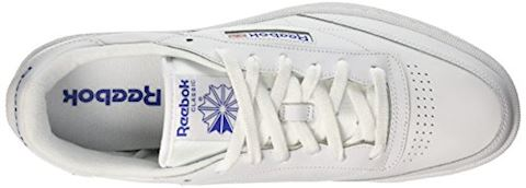 Reebok Classic  CLUB C 85  women's Shoes (Trainers) in white Image 14