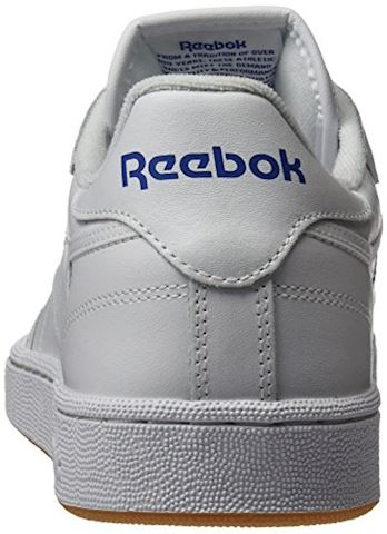 Reebok Classic  CLUB C 85  women's Shoes (Trainers) in white Image 2