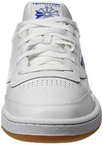 Reebok Classic  CLUB C 85  women's Shoes (Trainers) in white Image 4