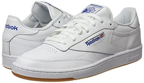 Reebok Classic  CLUB C 85  women's Shoes (Trainers) in white Image 5