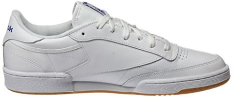 Reebok Classic  CLUB C 85  women's Shoes (Trainers) in white Image 6
