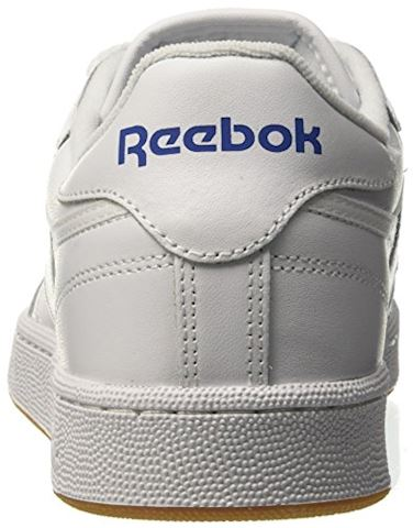 Reebok Classic  CLUB C 85  women's Shoes (Trainers) in white Image 9