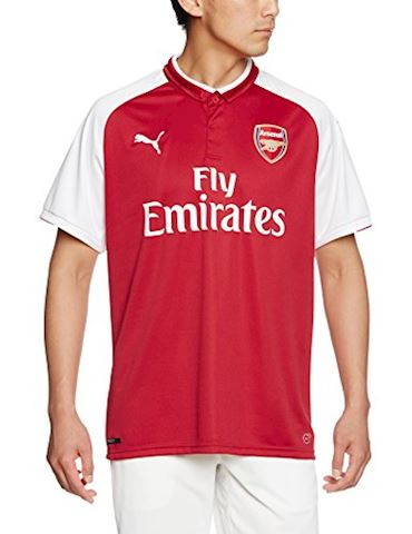 Puma Arsenal Mens SS Home Shirt 2017/18 Image
