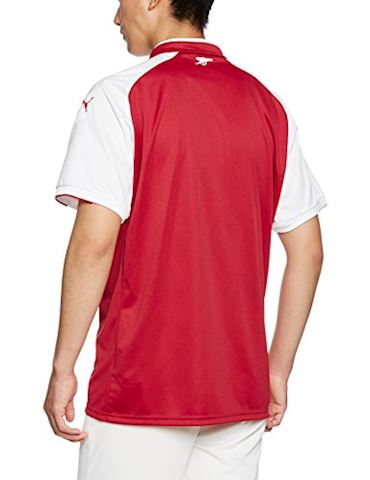 Puma Arsenal Mens SS Home Shirt 2017/18 Image 2