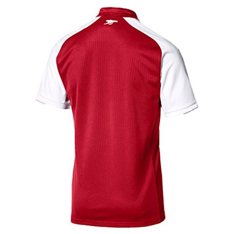 Puma Arsenal Mens SS Home Shirt 2017/18 Image 4