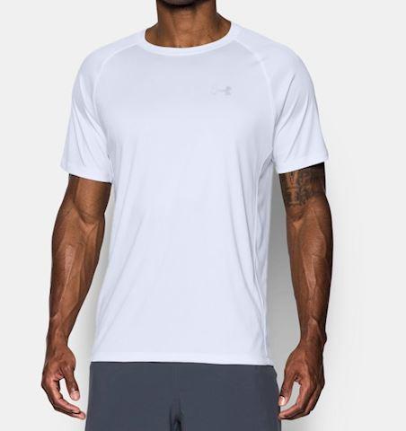 Under Armour Men's HeatGear Run Short Sleeve T-Shirt Image