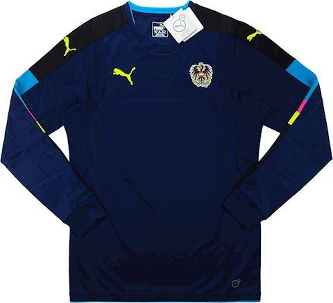 Puma Austria Mens LS Goalkeeper Home Shirt 2016 Image