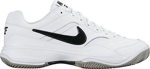 NikeCourt Lite Clay Men's Tennis Shoe - White Image
