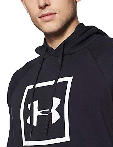 Under Armour Men's UA Rival Fleece Logo Hoodie Image 3