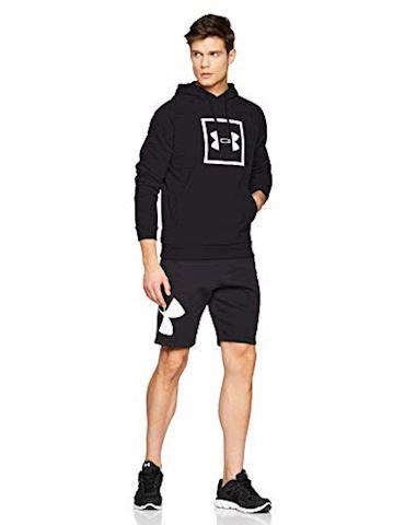 Under Armour Men's UA Rival Fleece Logo Hoodie Image 6