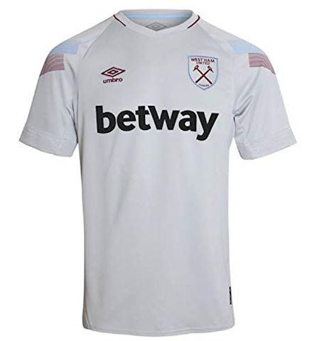 cea07e88ee7 Umbro West Ham United Mens SS Third Shirt 2018 19 Image