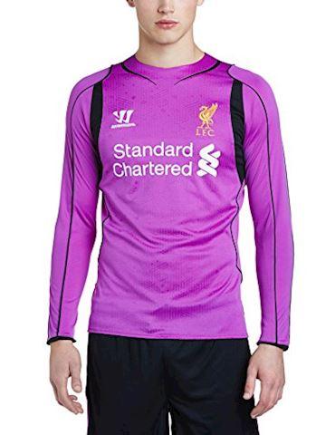 Warrior Liverpool Mens LS Goalkeeper Home Shirt 2014/15 Image