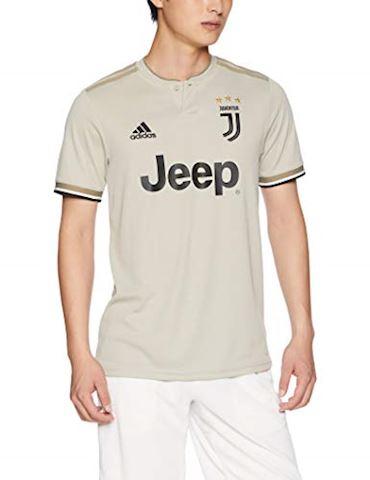 adidas Juventus Mens SS Away Shirt 2018/19 Image